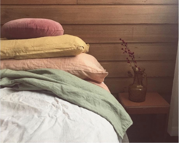 Dazed but Amazed linen for babies & adults