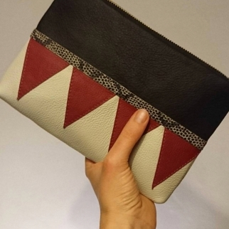 How to make a bag: Love and Salvage
