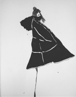 Best fashion illustrator in London