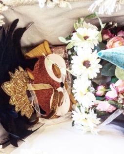 Fable & Moon provide stylish children's wedding entertainment