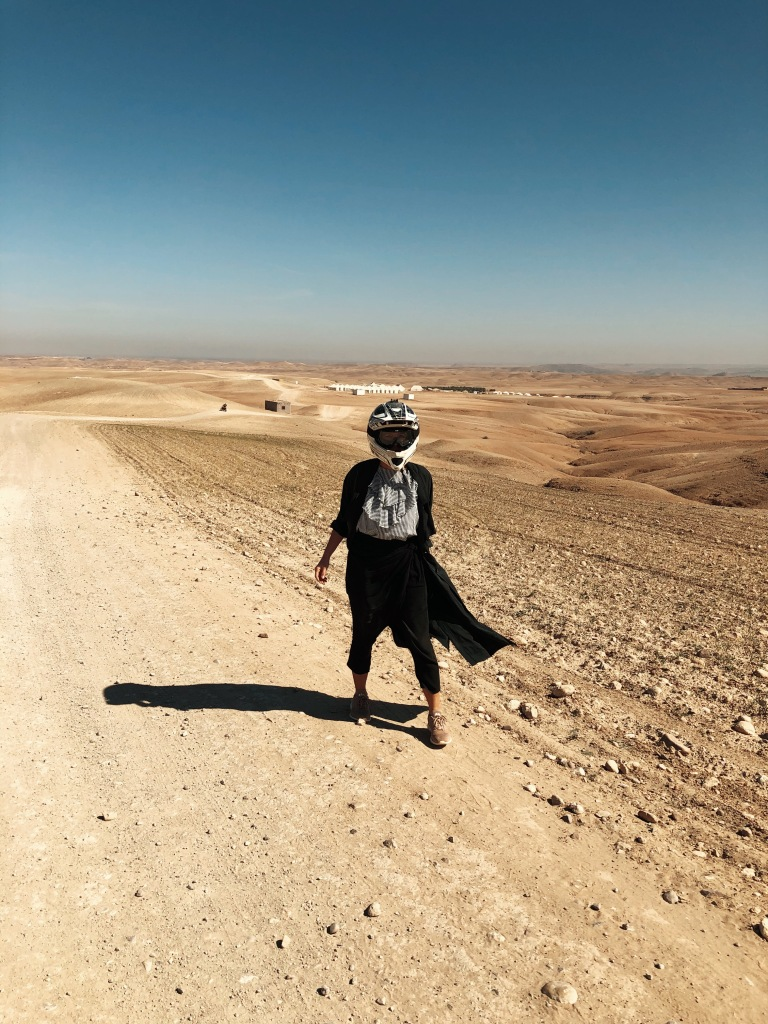 Travel tips for Morocco - quad biking