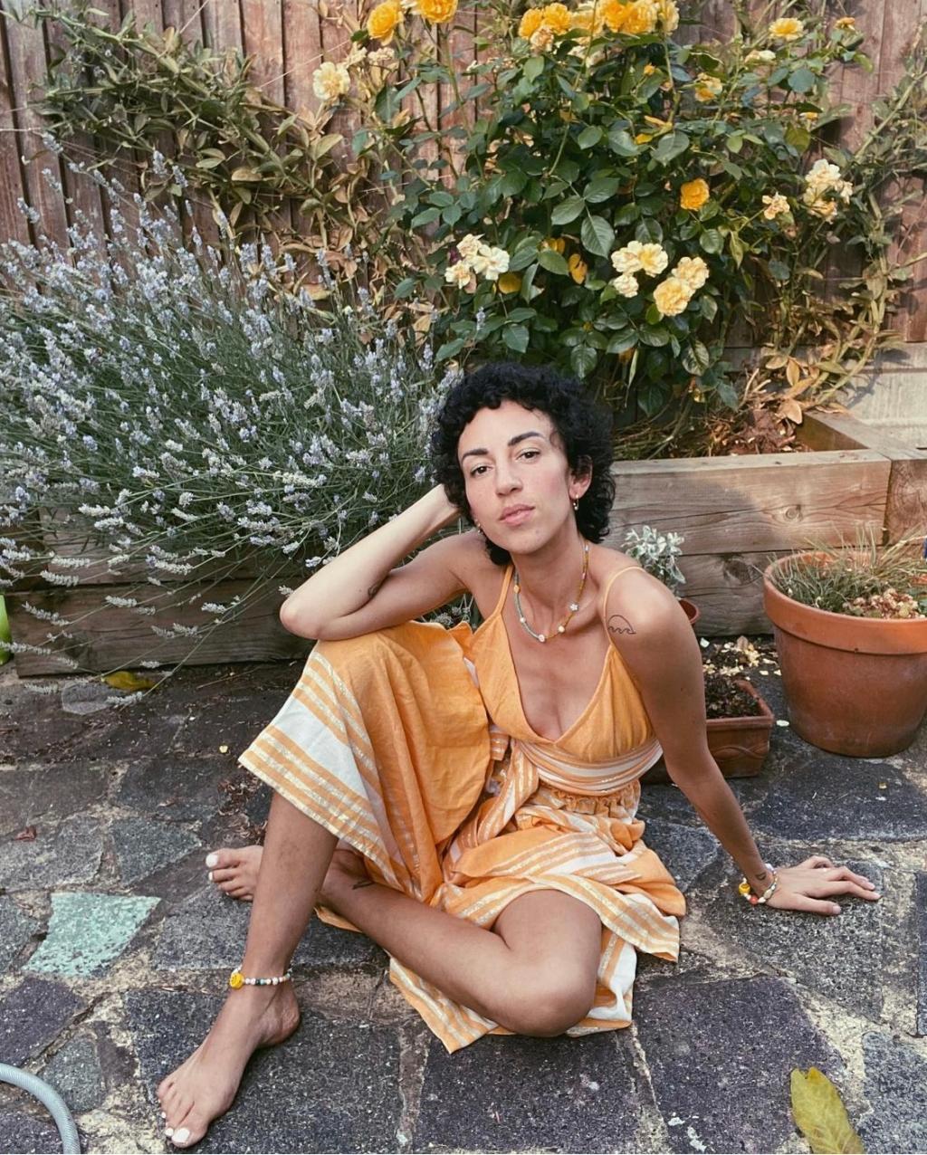 Bertie Bowen, stylist and Manifesto Woman